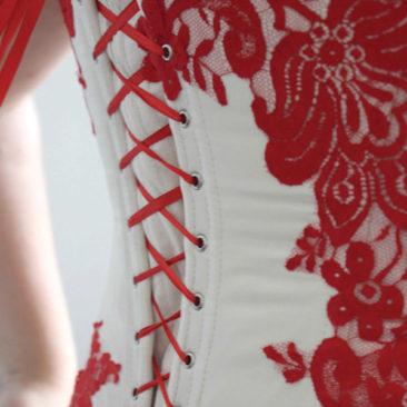 Robe de mariée Garance Ivoirin
