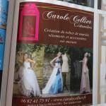 Pub Carole CELLIER Magazine Mariages