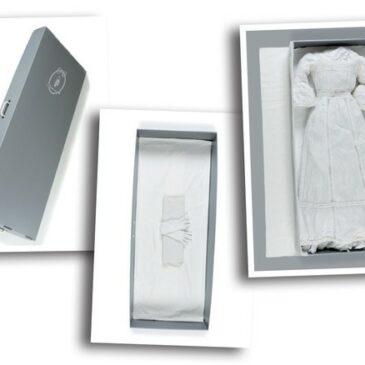 Conservation et entretien de votre robe de mariée