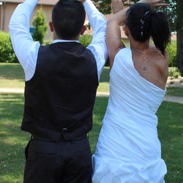 Robe de mariée Blanc d'Albâtre