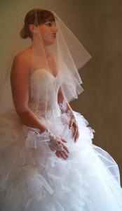 Robe de mariée Albâtre de Chine