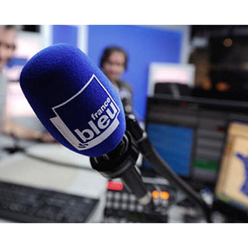 interview France Bleu Isère