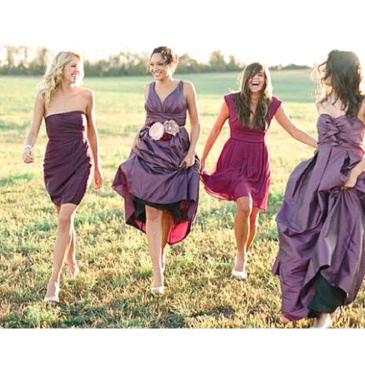 Pourquoi imposer une tenue à vos demoiselles d'honneur n'est pas une bonne idée