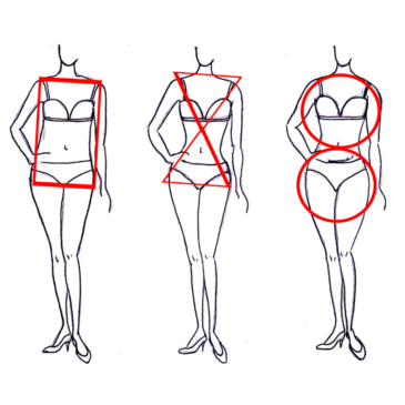 Choisir sa robe de mariée (3) : connaître sa morphologie