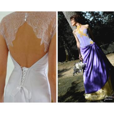 Choisir sa robe de mariée (1) : on ne fonce pas tête baissée…