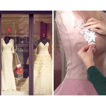 10 endroits où acheter sa robe de mariée