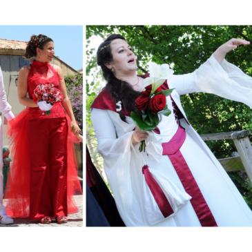 Faut-il céder à la traditionnelle robe blanche ?